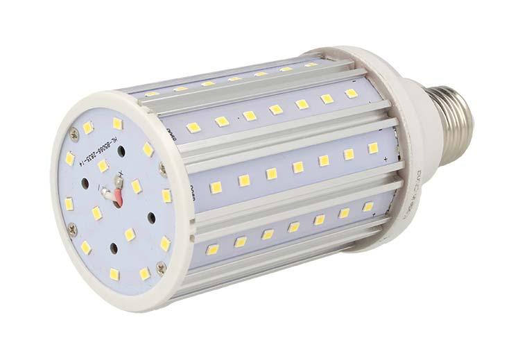 Plafoniere Per Lampade Led E27 : Lampada led e27 ac dc 12v 24v 15w bianco neutro per officina