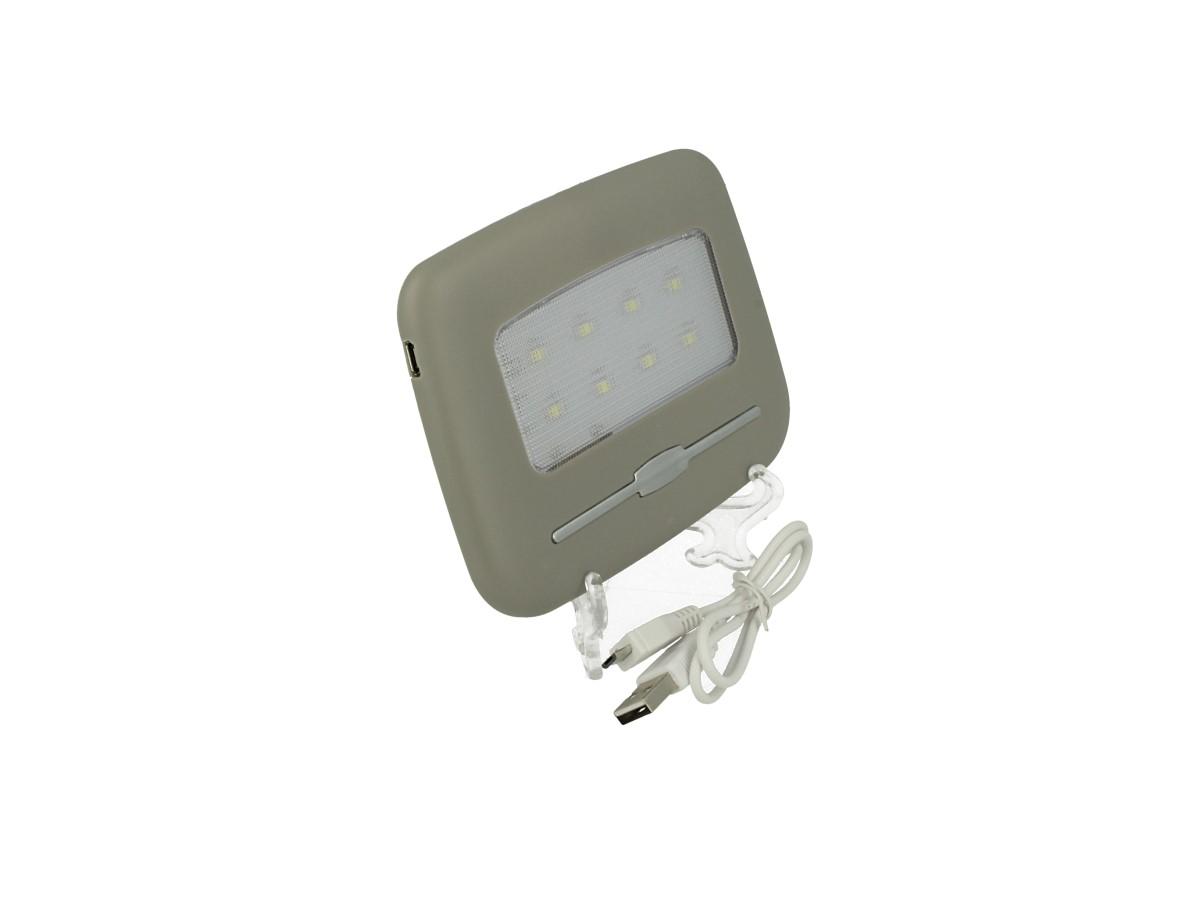 Plafoniera Led 12v Camper : Plafoniera led touch dimmerabile ricaricabile con batteria calamite