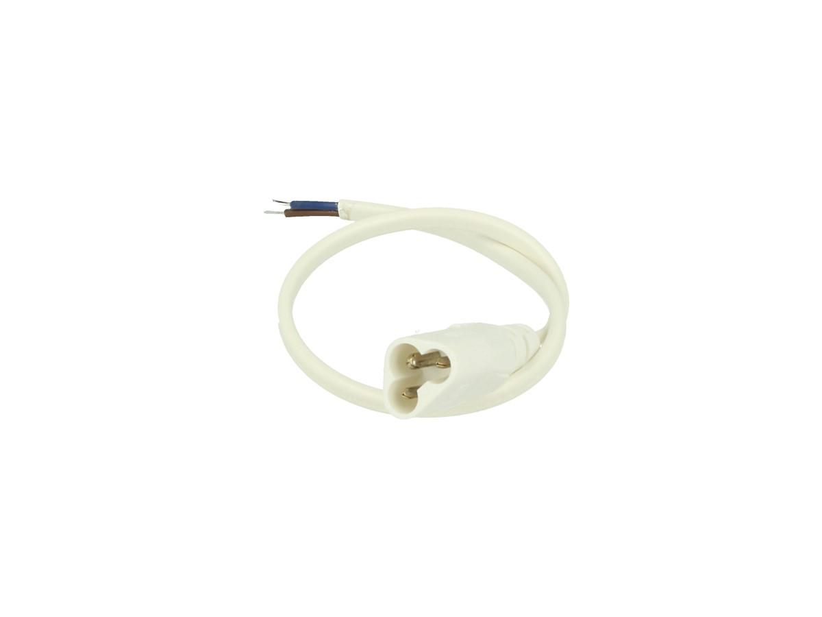 Plafoniera Con Tubo Led : Adattatore cavo femmina per plafoniera tubo led t5 all in one con